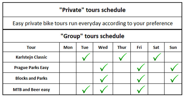 Easy-bike-tours-schedule