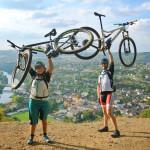 Karlstejn-Off-road bike tour 19