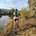 Karlstejn-Off-road bike tour 20
