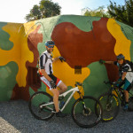 Karlstejn-Off-road bike tour 22