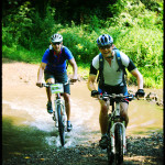 Karlstejn-Off-road bike tour 29
