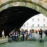 MTB and Beer easy bike tour Prague 1