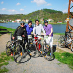 MTB and Beer easy bike tour Prague  2