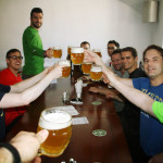 MTB and Beer easy bike tour Prague 31