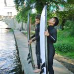 River-surfing-Prague 6