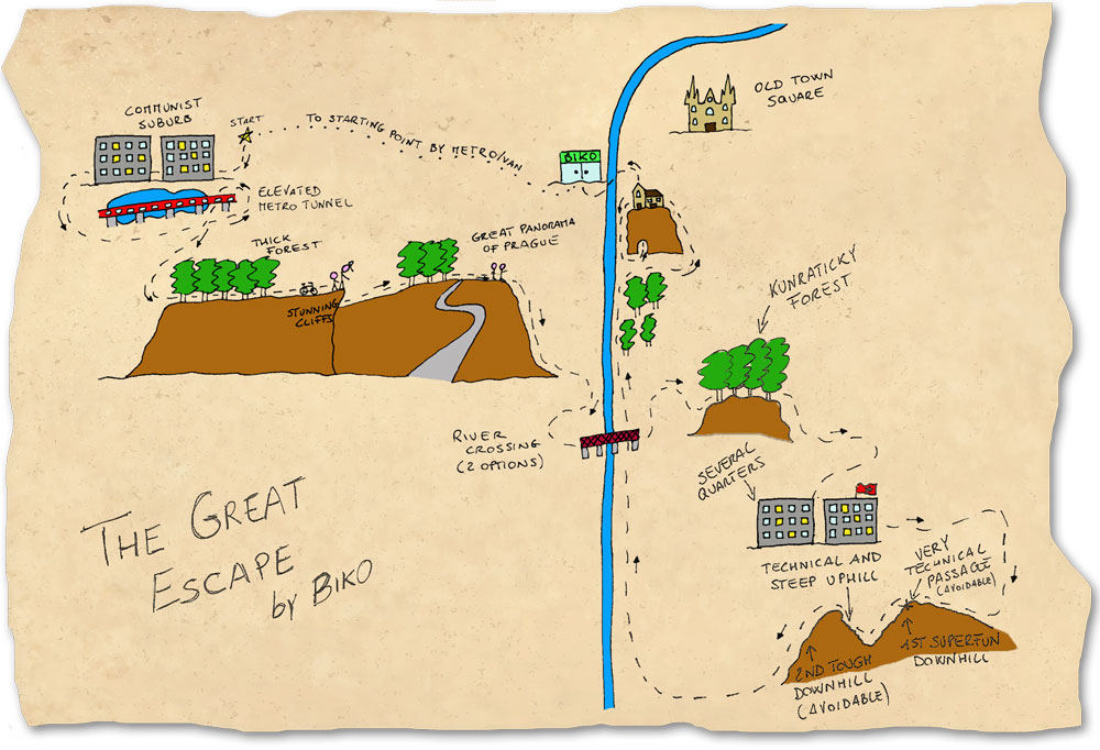 The-great-escape-map