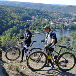 Wild river trail mtb tour  7