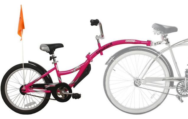 kids bike rental prague