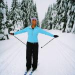 Cross Country skiing tour Czech Republic 14