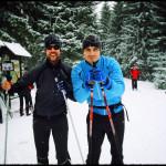 Cross Country skiing tour Czech Republic
