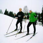 Cross Country skiing tour Czech Republic 17