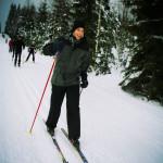 Cross Country skiing tour Czech Republic 19