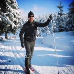 Cross Country skiing tour Czech Republic 2