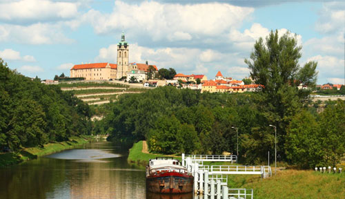 Prague-Dresden MTB holiday