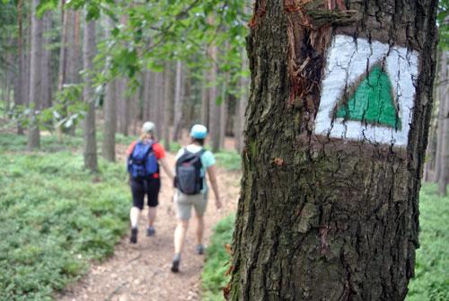 Hiking tours Prague