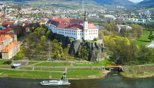 Prague-Dresden MTB holiday