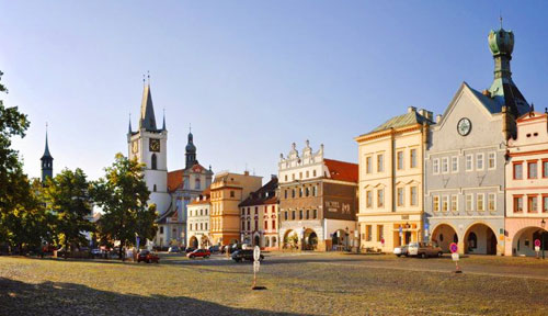 Prague-Dresden bike holiday