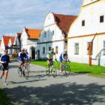 Prague-Krumlov bike tour