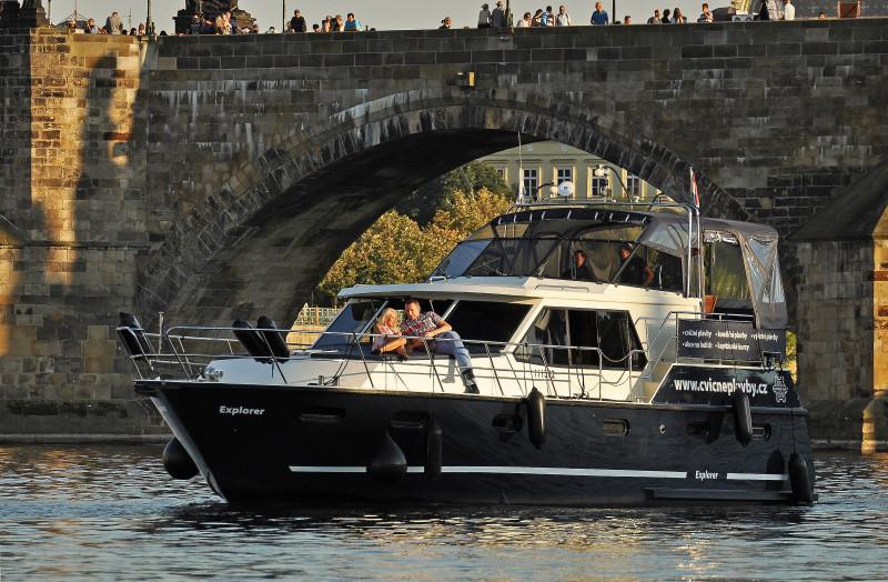 Bike and Boat Prague