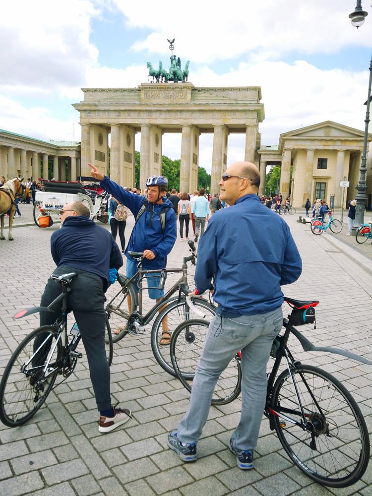 Berlin bike holiday