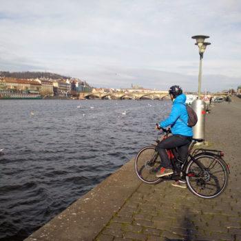e-bike tours prague